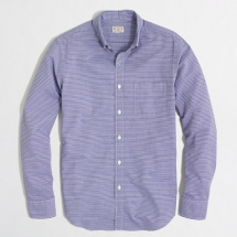 J Crew Men's purple shirt - Clothes make the man