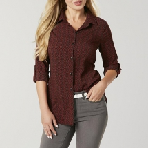 Jaclyn Smith Women's Blouse - My Style