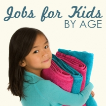Jobs you can give the kids to do - For the kids