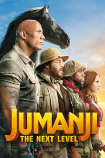Jumanji: The Next Level - Favourite Movies