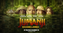 Jumanji: Welcome to the Jungle - Favourite Movies