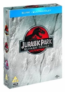 Jurassic Park Trilogy - Favourite Movies