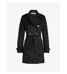 Kensington Wool and Cashmere-blend Coat - Winter Wardrobe