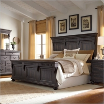 Kentshire Bed by Pulaski - Home Decor & Interior Design