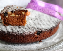 Kerula Plum Cake  - Christmas Baking