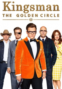Kingsman: The Golden Circle - Favourite Movies