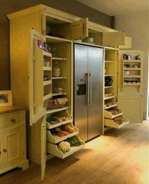 Kitchen Storage - Kitchen ideas