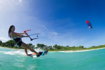 Kitesurfing in Antigua - Best Kite Beaches - Kiteboading Destinations