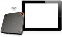 Lacie Fuel - battery-powered media storage - What's Cool In Technology