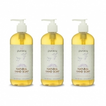 Lavender & Vanilla Liquid Hand Soap - All Natural