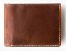 Leather Bifold Wallet - Wallets