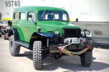 Legacy Power Carryall Conversion - Trucks