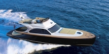 Legend 56 Fly from Seven Seas Yachts - Motorboats
