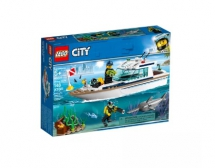 LEGO Diving Yacht - Love Lego