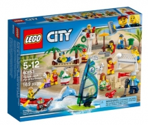 LEGO People Pack – Fun at the Beach - Love Lego