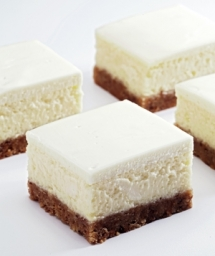 Lemon Cheesecake Bar Recipe - Dessert Recipes