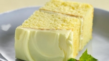 Lemon Drop Cake - Desserts
