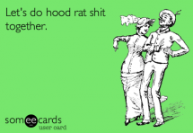 LET'S DO HOODRAT ISH TOGETHER - Laughter is the best medicine