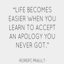 Life becomes easier... - Quotes