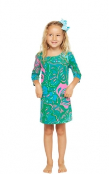 Lilly Pulitzer Little Charlene Shift Dress - For the little one