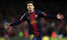 Lionel Messi - Greatest athletes of all time