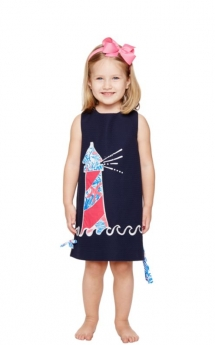 Little Lilly Classic Shift Dress - For the little one