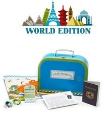 Little Passports - inspire your child to learn about the world - For the kids