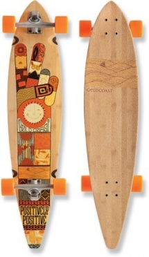 Longboard - Fave outdoor gear