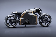 Lotus C-01 Motorcycle - Motorcycles
