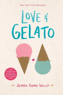 Love & Gelato by Jenna Evans Welch - Books to read