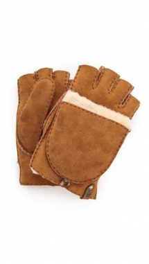 Mackage - Orea Shearling Gloves  - Accessories