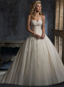 Maggie Sottero Brings Ballgown Princess to Life - My Wedding Dress