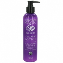 Magic Body Care Lavender Coconut Lotion - Dr. Bronner's - All Natural