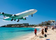 Maho Beach, Saint Martin - Dream destinations
