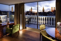 Mandarin Oriental Munchen - Munich Germany - Accommodations