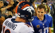 Manning Bowl 2013: Peyton & the Broncos get better of Eli's Giants - My team