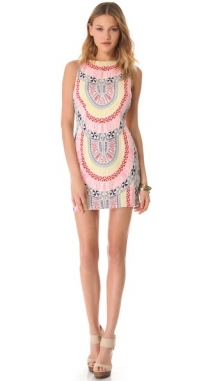 Mara Hoffman Open Back Mini Dress - Fave Clothing & Fashion Accessories