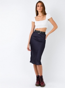 Marcella Midi Skirt from Princess Polly - Women Gotta Be Stylish