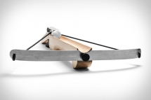 Marshmallow Crossbow by MMX Vancouver - Latest Gadgets & Cool Stuff