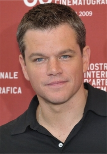 Matt Damon - Celebrity Portraits