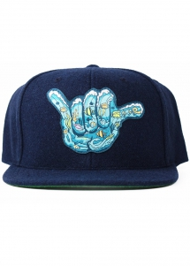 Maui/Moana Shaka snapback ball cap from Project X  - Hats