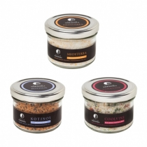 Mediterranean Jar Pack - 3 Pack - All Natural