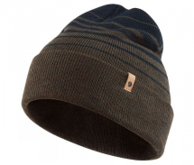 Men's Classic Striped Knit Beanie - Hats