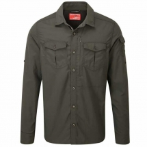 Men's Nosilife Adventure Long Sleeved Shirt - Comfortable Clothes