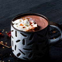 Mexican Hot Chocolate - I love to cook