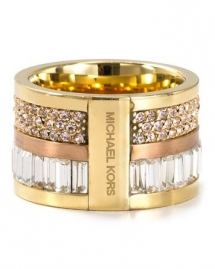 Michael Kors Barrel Ring - Most fave products