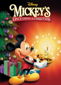 Mickey's Once Upon a Christmas - I love movies!