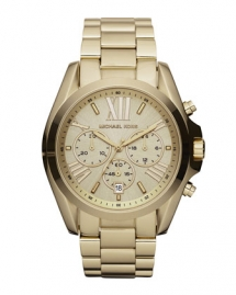 Michael Kors Mid-Size Bradshaw Chronograph Watch - For him