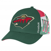 Minnesota Wild NHL 2015 Center Ice Playoff Cap - Sports Apparel