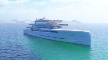 MIRAGE 106m Luxury Motor Yacht - Motorboats